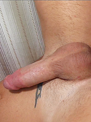 Real life boyfriend studs in one-on-one anal and oral scene