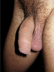 Bisexual latin twink Facundo shows his uncut cock and jacking off