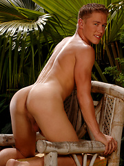 Cute twink naked