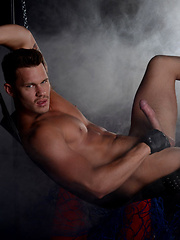 Tate Ryder is up to the task, and fucks Sean Duran in every way imaginable