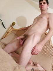 Nolan Unloads His Big Dick