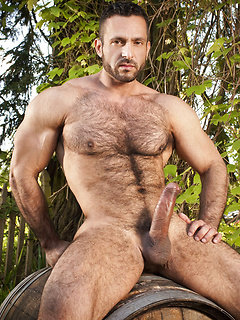gay porn model Adam Champ